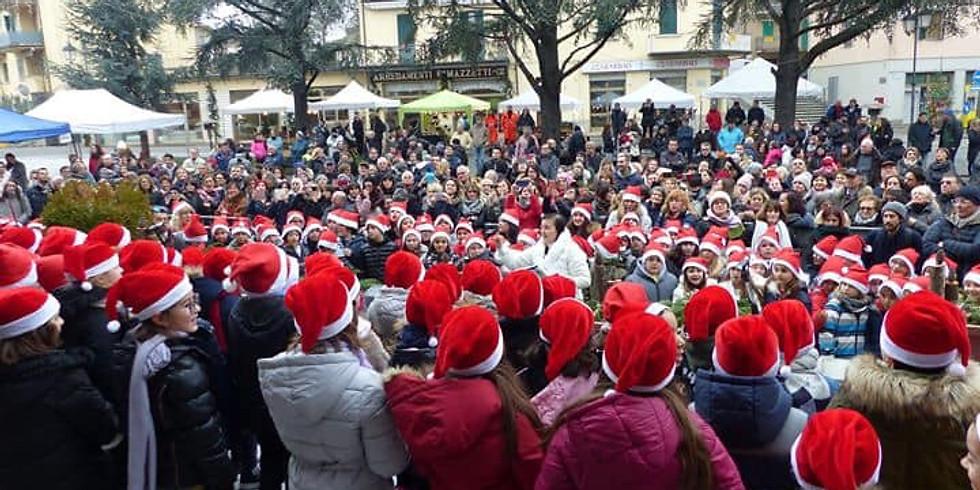 Festa della scuola di Montese - Buon Natale dei bambini