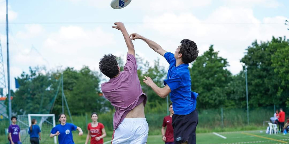 Torneo Camp Ultimate Frisbee
