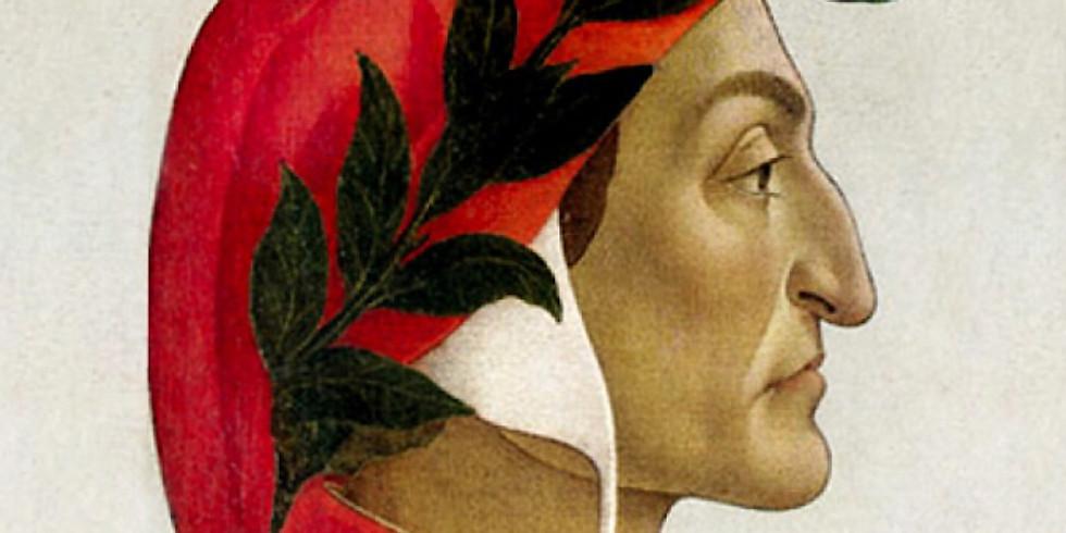 Giovedì della cultura - V° Canto dell'Inferno con Giuliano Biolchini alle Coveraie