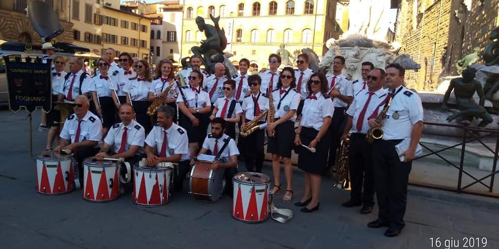 """Tradizionale Concerto del corpo musicale """"G. Verdi"""" del Fognano"""