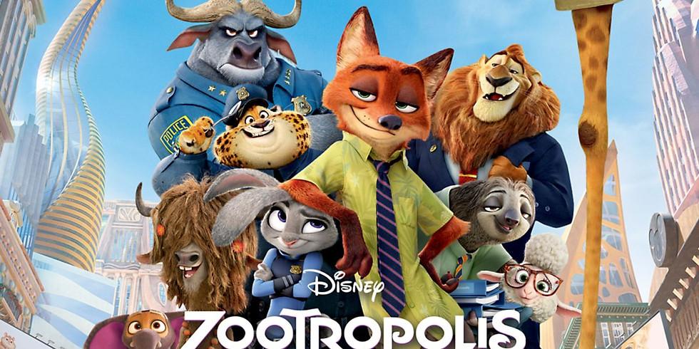 Cinema sotto le stelle - Zootropolis