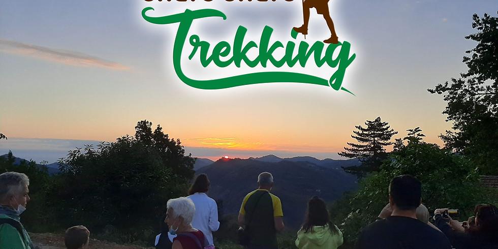 Camminata notturna Maserno-Monteforte con Salto Salto Trekking