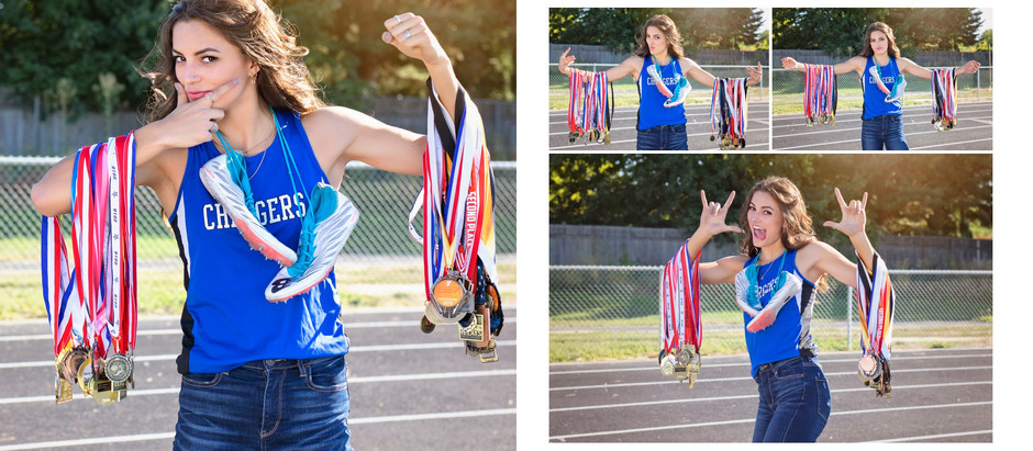 Featuring class of 2020 Cole Valley Christian Senior, Brooke Weimer