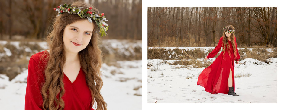 Nicole talks about her recent senior session with Gee Photography