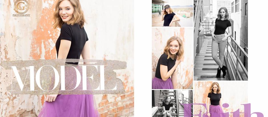 Gee Photography's team 19 senior models