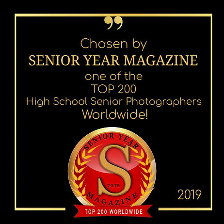 Sarah Gee the photographer at Gee Photography has been chosen by : Senior Year Magazine as one of the best High School Senior Photographers Worldwide and she is located in Meridian , Idaho and serves the Treasure Valley