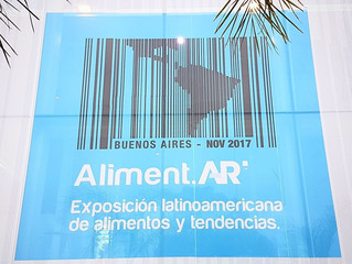 GRUPO MAP BUSINESS PARTICIPA DA ALIMENT.AR - LAC FLAVORS 2017