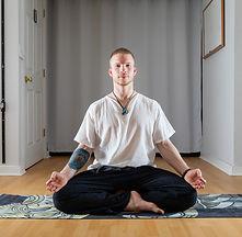 David Yoga Instructor UES, UES Physical Therapist, UES Physical Therapist David