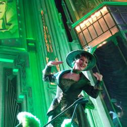 The Wizard of Oz, Palladium