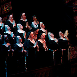 Sister Act, Palladium