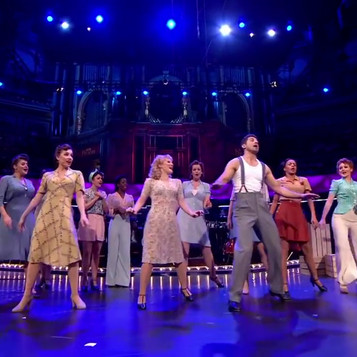 Kiss Me, Kate, BBc Proms, Royal Albert Hall