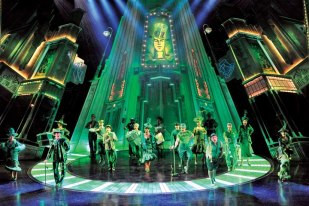 The Wizard of Oz, Palladium