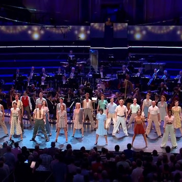 Kiss Me Kate, BBC Proms, Royal Albert Hall