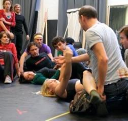 Imagine This, rehearsal shot