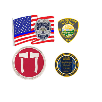 Pins & insignia