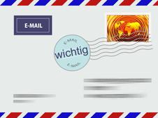 Aus aktuellem Anlass- Ihre Email-Adresse