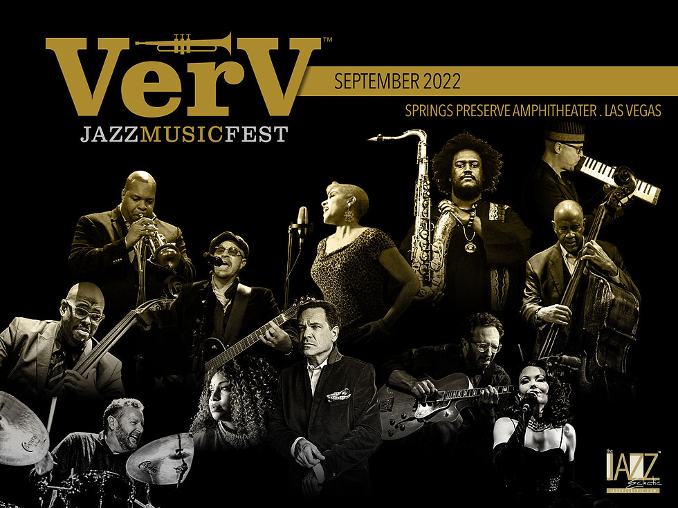 Verv Jazz Music Fest Las Vegas