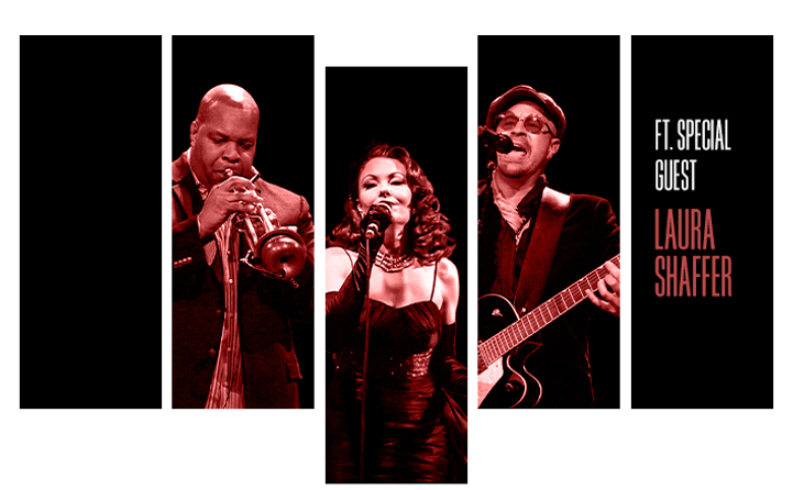 The Jazz Eclectic ft. Laura Shaffer