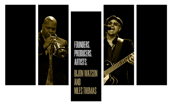 Niles Thomas & Bijon Watson