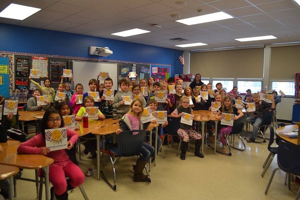 Lakewood Elementary School 2nd Grade Students (Twin Lakes, WI)