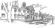 Country House Sketch