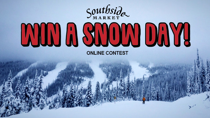 Win a Snow Day Contest!