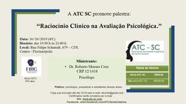 Evento Promovido pela ATC/SC