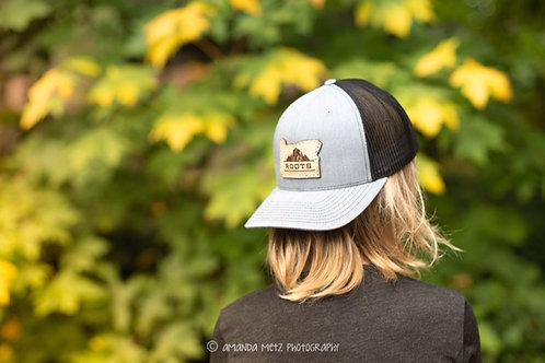 Oregon Roots Snapback Hat