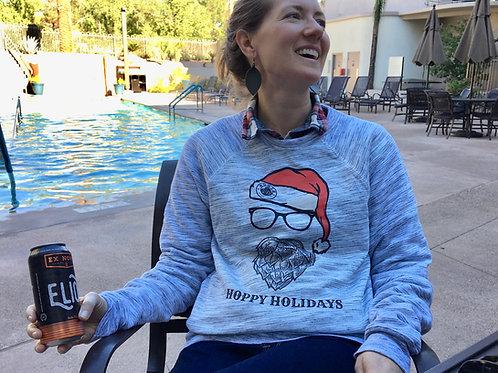 Hoppy Holidays -Ultra Soft Sweatshirt