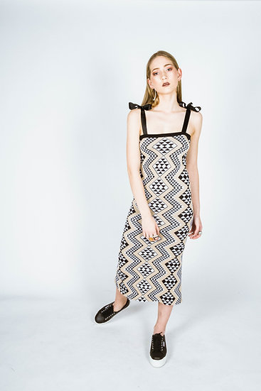 Crossing Paths Dress
