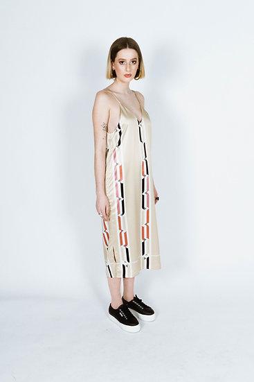 Dalilah Slip - Walk the line custom print