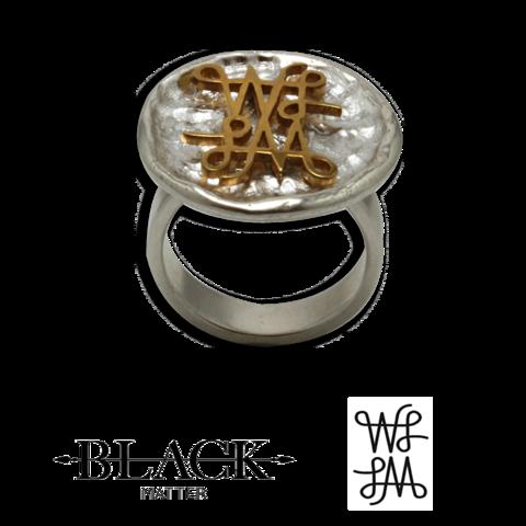 W4 Logo Ring