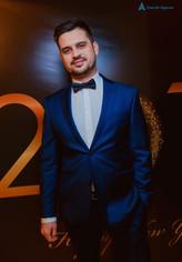 Ведущий светских мероприятий и частных торжеств Алексей Авдонин