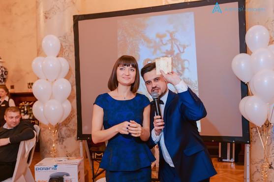 Ведущий на корпоративное мероприятие Алексей Авдонин