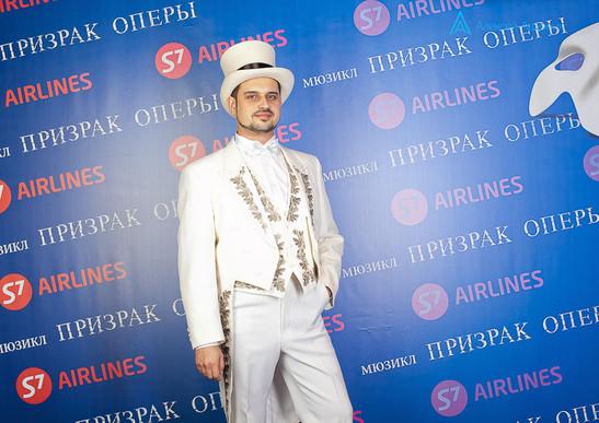 Ведущий на корпоративное мероприятие и гала ужин Алексей Авдонин