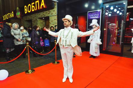 Ведущий светских приемов и корпоративных мероприятий Алексей Авдонин