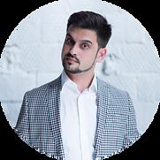 Ведущий корпоративных мероприятий Алексей Авдонин