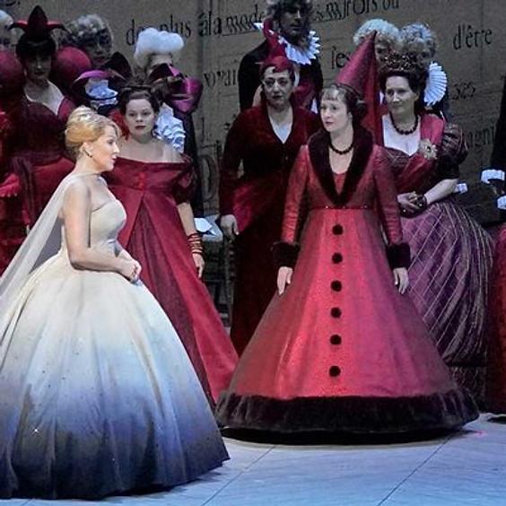 The Met: Live in HD - Cinderella - Holiday Presentation