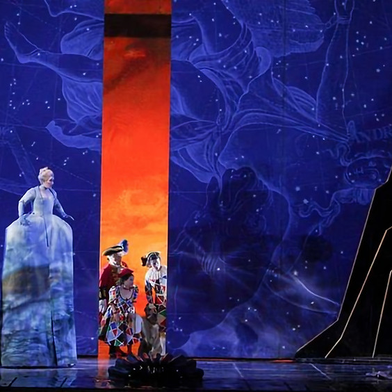 The Met: Live in HD - Ariadne auf Naxos