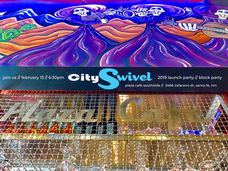 2019 CitySwivel Launch Party!