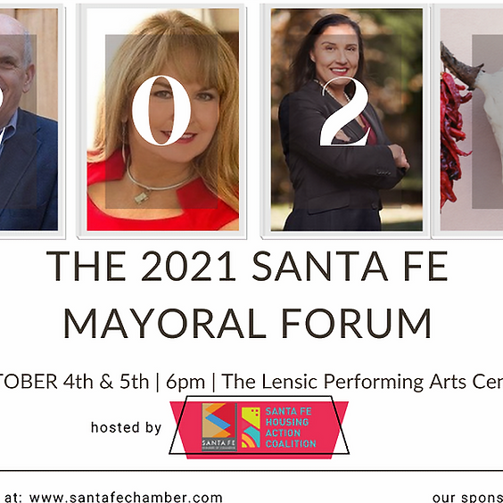 2021 Mayoral Candidate Forum