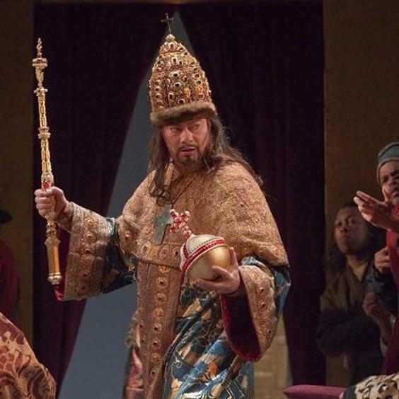 The Met: Live in HD - Boris Godunov