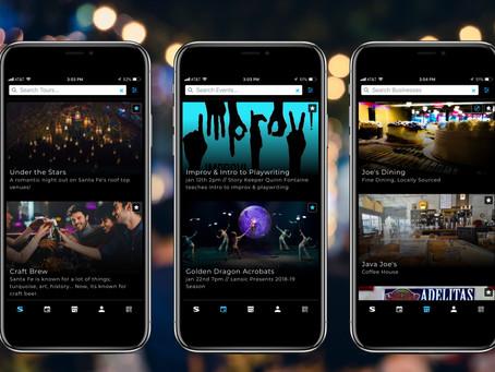 City Pivot - New CitySwivel app aims to shift how people navigate exploring Santa Fe