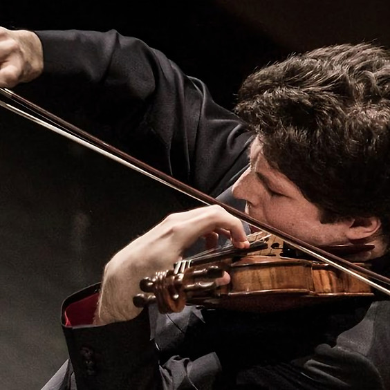 Joe Illick & the NYE Orchestra with Augustin Hadelich