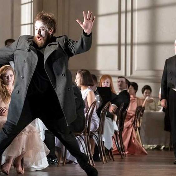 The Met: Live in HD - Hamlet