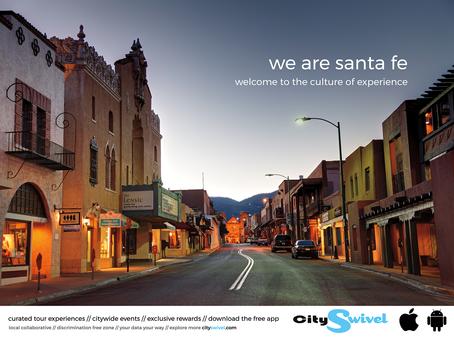 CitySwivel Santa Fe Official Launch