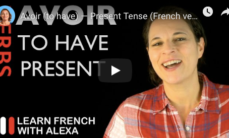 Resources for French learners - Videos