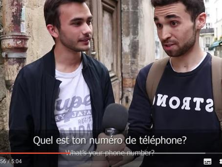 Les mots à connaître selon les Parisiens