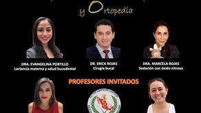 Dra. Marcela Rojas  Participación como Docente en Diplomado de Odontopediatría y Ortopedia en Mexico