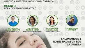 Nuestra Odontopediatra Dra. Marcela Rojas participa como Conferencista en Curso de Odontología Sin